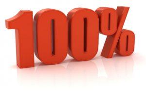 Сто процентов (картинка)