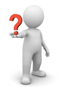 Правильно используйте вопросы каждого типа (картинка)